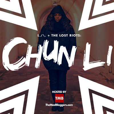 Chun Li Cover