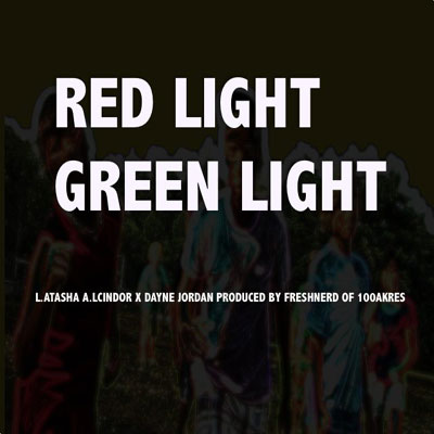 Red Light, Green Light Cover