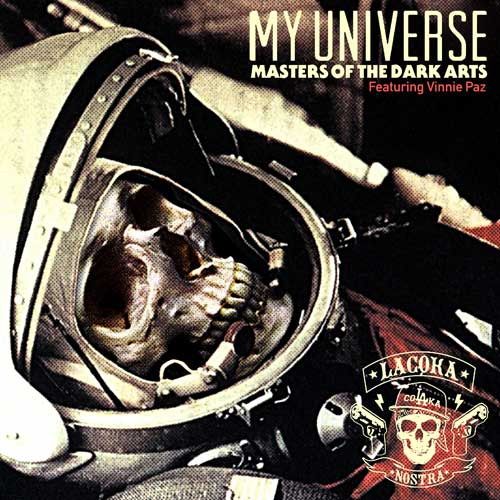 My Universe Cover