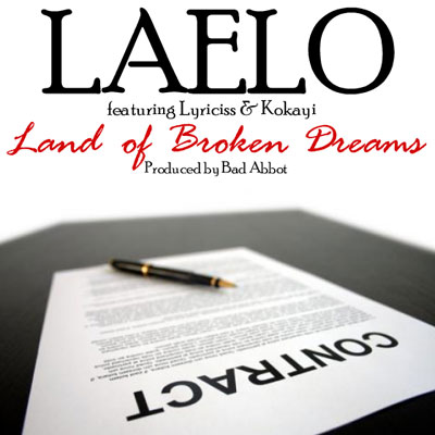 Land of Broken Dreams Cover