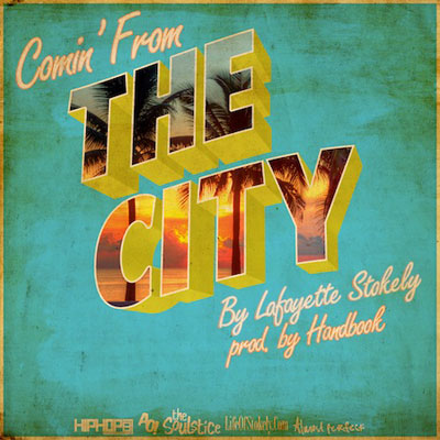 Comin' From The City Cover