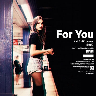 For You (Remix) Cover