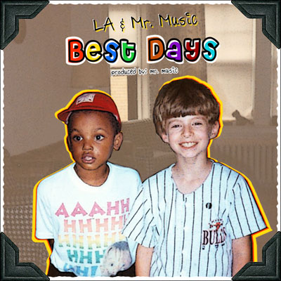 Best Days Promo Photo