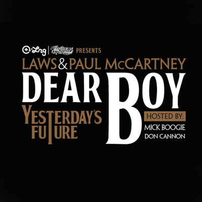 Dear Boy Cover