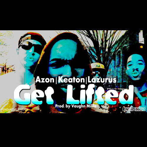 I Get Lifted Cover