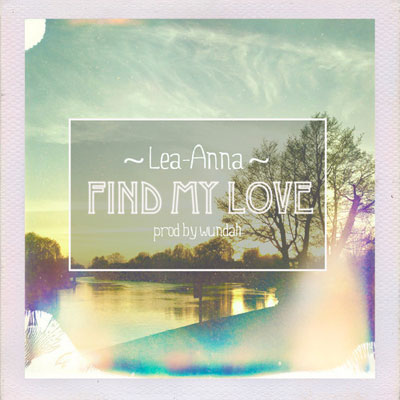 Find My Love Cover