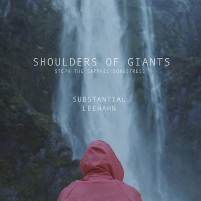 Shoulders of Giants Cover