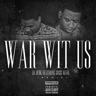 War Wit Us (Remix) Cover
