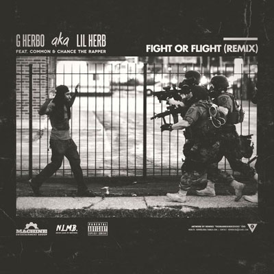 Fight or Flight (Remix) Cover