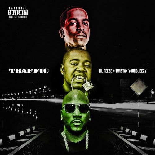 Traffic (Remix) Cover