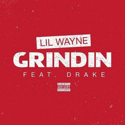 Grindin Cover