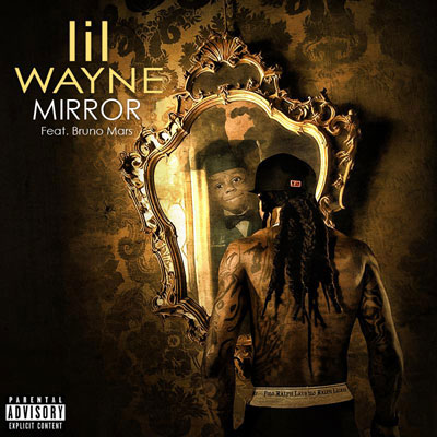 Lil wayne mirror ft bruno mars stream new song djbooth
