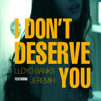 I Don't Deserve You Cover