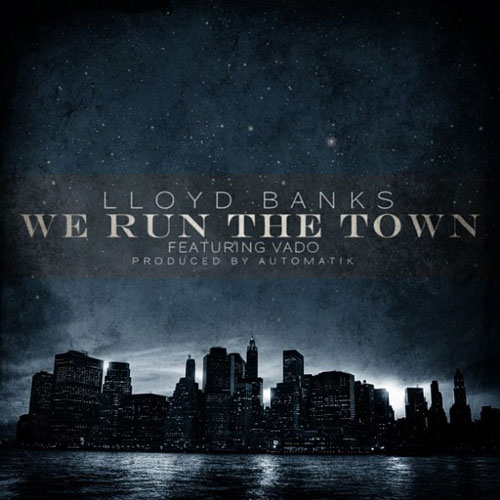 We Run the Town Cover