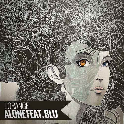 lorange-alone