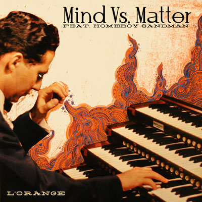 Mind vs Matter Cover