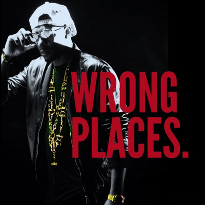 Wrong Places Cover