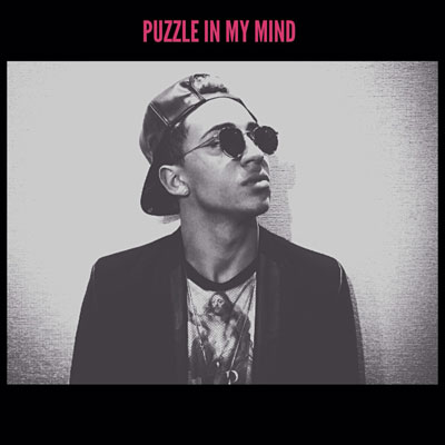 Puzzle in My Mind Cover