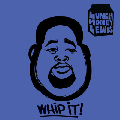 LunchMoney Lewis - Whip It! (studio acapella)