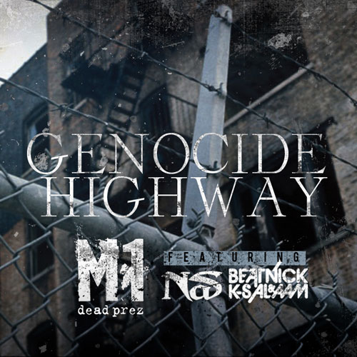 Genocide Highway Cover