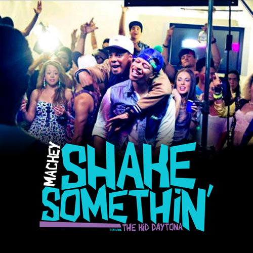 Shake Something Cover
