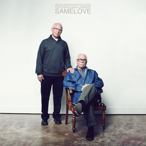 Macklemore x Ryan Lewis - Same Love Artwork