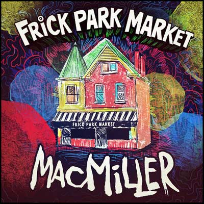 Frick Park Market Cover