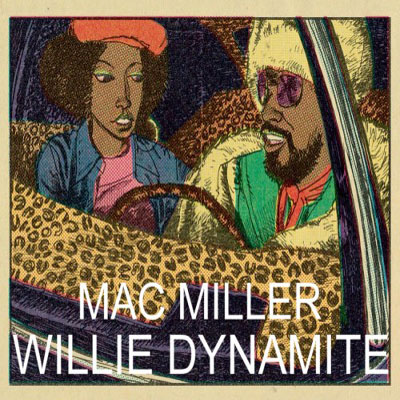 Willie Dynamite Cover