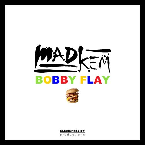 Bobby Flay Cover