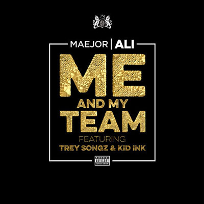 Me & My Team Cover