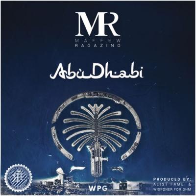 Maffew Ragazino - Abu Dhabi Artwork