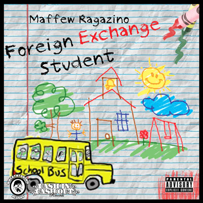 Foreign Exchange Student Cover