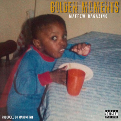 Maffew Ragazino - Golden Moments Artwork