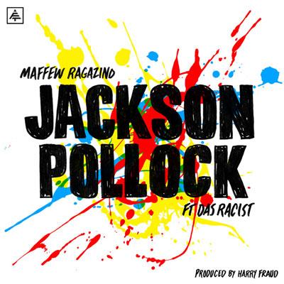Jackson Pollock Cover