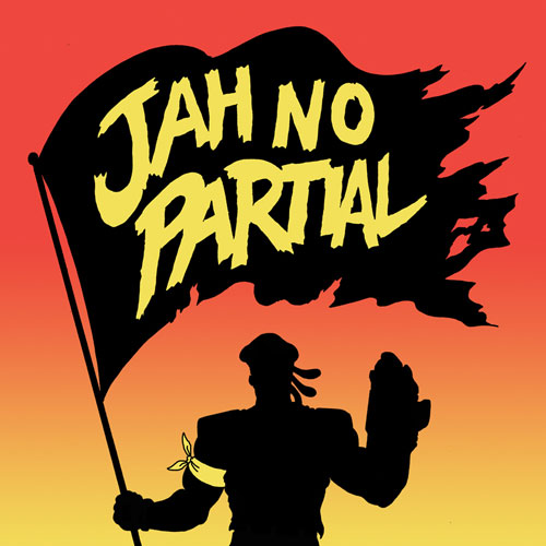 Jah No Partial Cover
