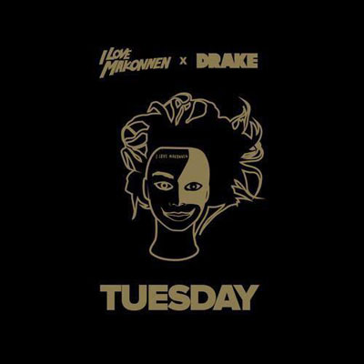 Tuesday (Remix) Cover