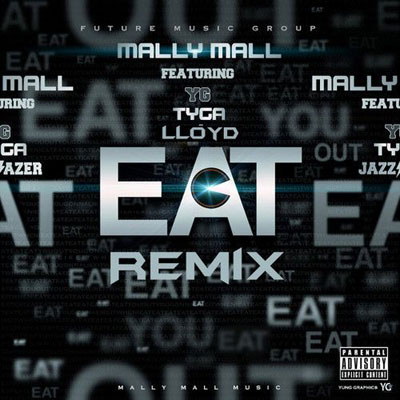 Eat (Remix) Cover