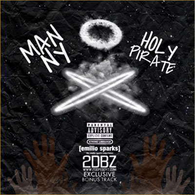Holy Pirate  Cover