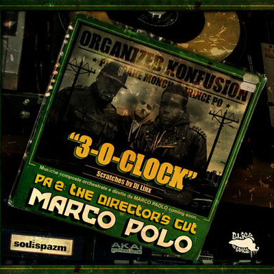 3-O-Clock Cover