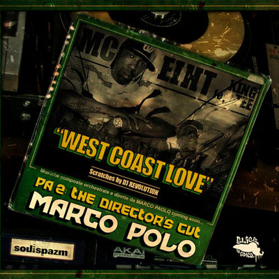 West Coast Love Cover