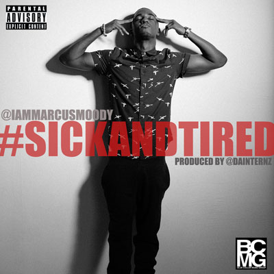 Sick and Tired Cover