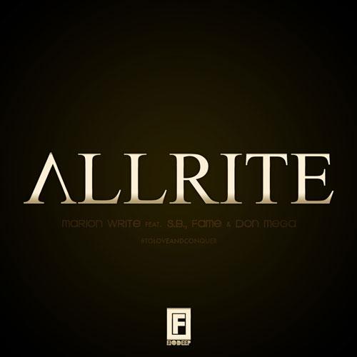 Allrite Cover