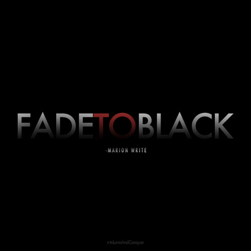 Fade to Black Promo Photo