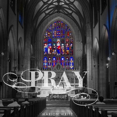 PRAY Cover