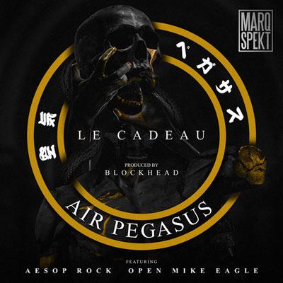 Air Pegasus (Le Cadeau) Cover