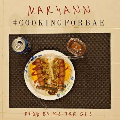 #CookingForBae Cover