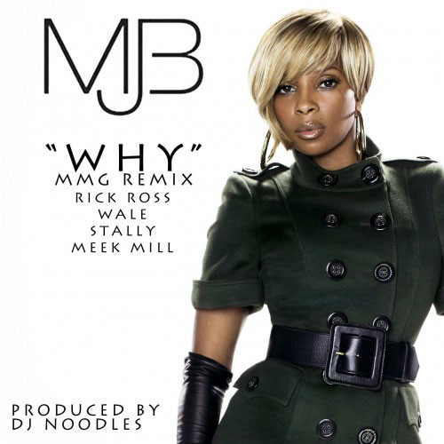 Why (Remix) Promo Photo