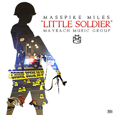 Little Soldier Cover