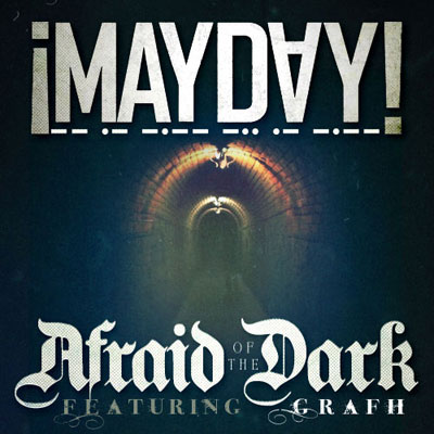Afraid of the Dark Cover