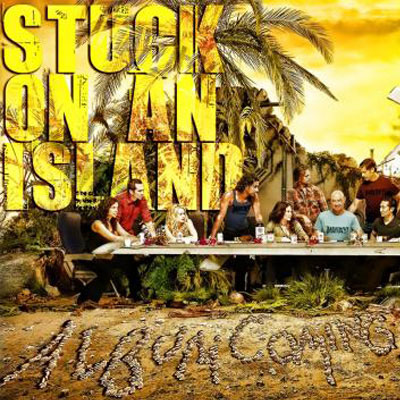 Stuck on an Island Promo Photo